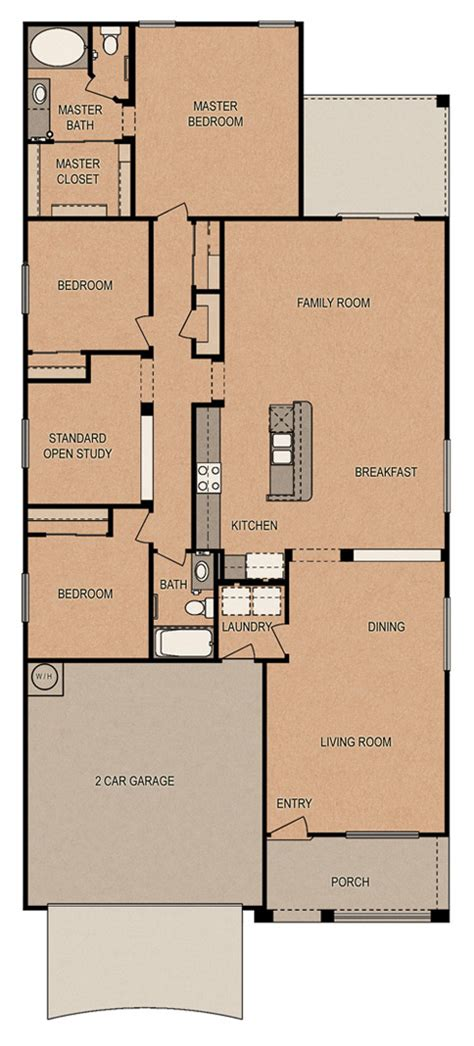 fulton homes floor plans 2004