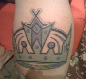 free tattoo edmonton if the kings win the stanley cup be sure to get your free