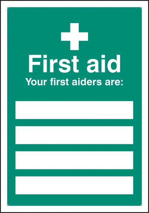 aid poster template aid safety signs quality safety sign supplier