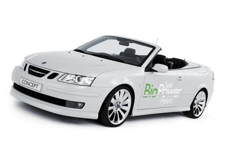 Saab 9 3 Biopower Hybrid Concept Car Shiny Shiny by Saab 9 3 News And Reviews Top Speed