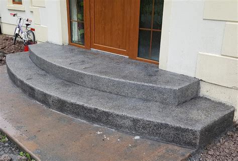 polished concrete floors and steps 18   Donnelly Custom