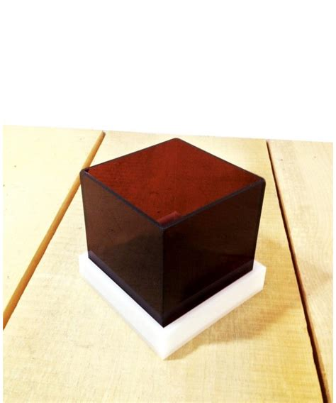 vasi plexiglass niwabox vaso per piante grasse e aromatiche in