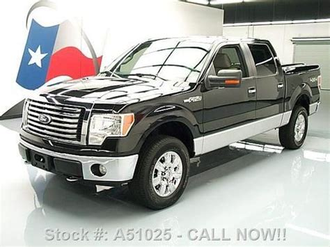 2010 f150 bed cover purchase used 2010 ford f150 crew 4x4 tonneau cover chrome