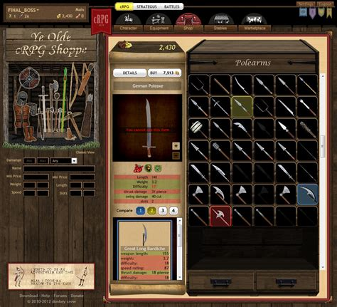 design game gui game ui joe horan