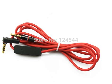 3 5mm replacement audio cable l cord for beats by dr dre