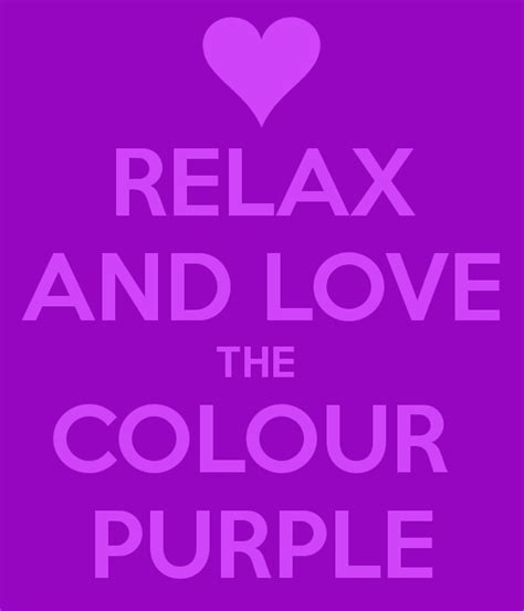relax and color the i love purple quotes quotesgram