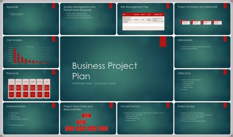 project plan examples   sample