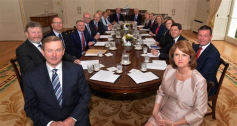 How Many Secretaries Are In The Cabinet by Lack Of Ministers Due To A Conscience