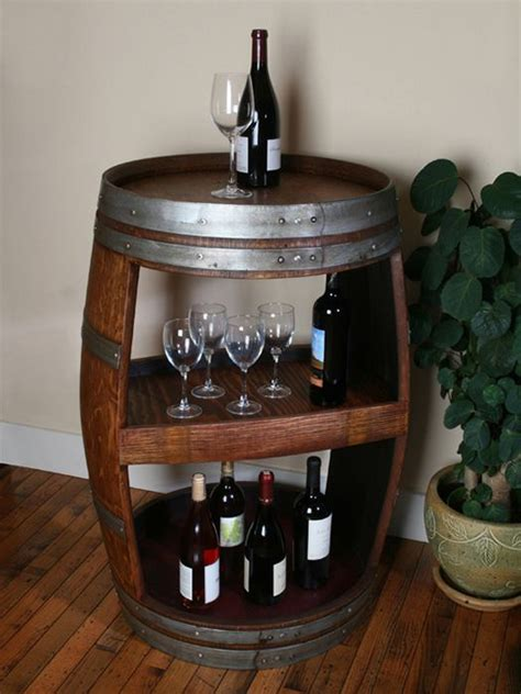 wine barrel storage cabinet 54 best recycled wine gifts images on wine