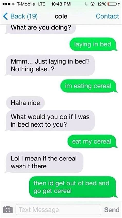 funny flirty texts comebacks  rules rejection