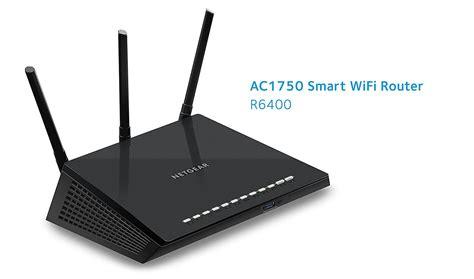 Router Smart new netgear ac1750 smart wi fi 1ghz dual band gigabit