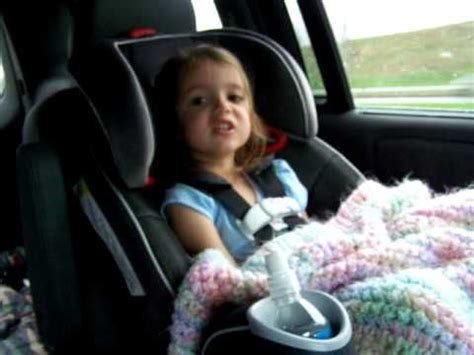 car seat for 4 5 year 4 year in car seat singing s quot you