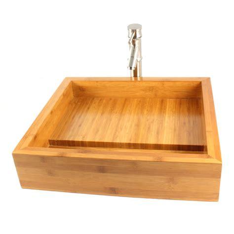 10 inch bathroom sink pure bamboo countertop bathroom lavatory vessel sink