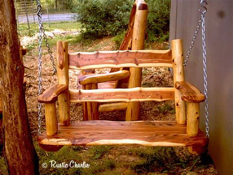 swing lifestyle home page handmade rustic furniture lodge cabin furniture log