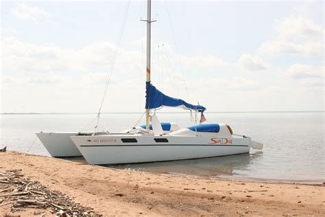 tornado catamaran for sale craigslist 1981 stiletto 27 with trailer sold stiletto