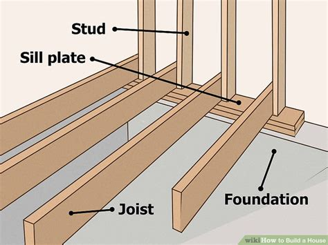 build house how to build a house with pictures wikihow