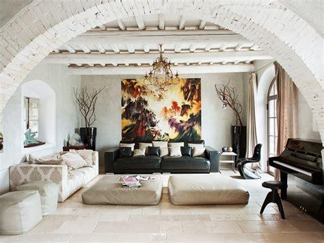 toscana home interiors una casa de co en la toscana nuevo estilo