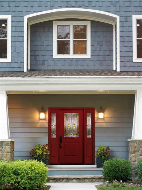 hgtv front door colors red front door