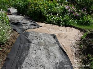 stone dust path paths and walkways landscaping designs ideas
