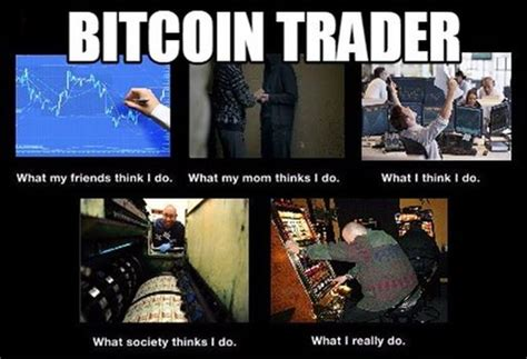 Bitcoin Meme - hard to come easy go steemit
