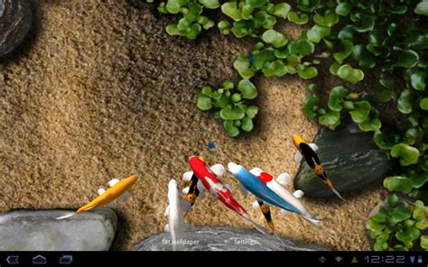koi free live wallpaper full version for pc android wallpaper review koi live wallpaper android central