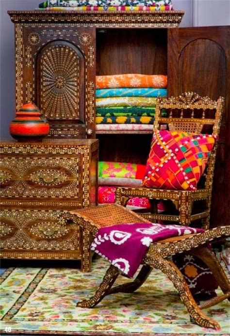 boho style furniture gypsy bohemian style