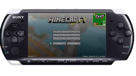 sony psp game file format minecraft f 252 r die psp version 6 60 flash youtube
