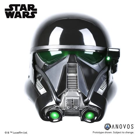 wars pictures rogue one a wars story trooper specialist helmet accessor anovos productions llc