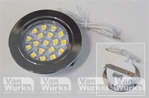 12v led beleuchtung touch sensitive recessed led light vanwurks vw cer