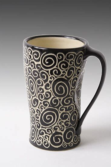 Doodle Mug doodle mug by falter ceramic mug doodles