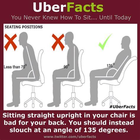 proper way to sit trusper