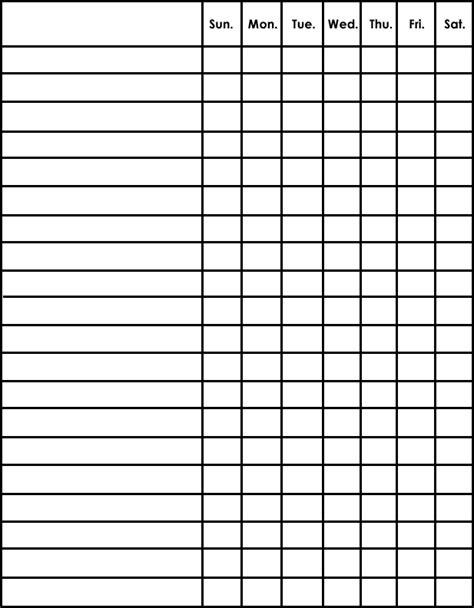 calendar checklist template do2learn your easier checklists calendars