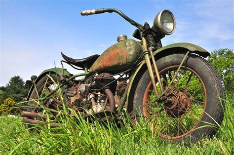 Sprei Single Harley Davidson smoke and throttle barn find 1932 32c harley davidson