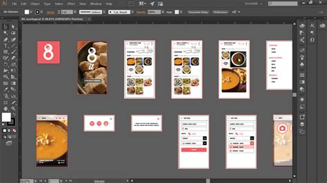 app design tutorial illustrator irene khan portfolio 8it mobile app