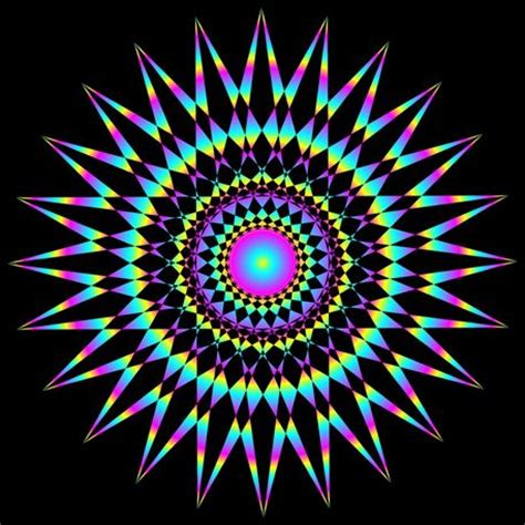 definition of radial pattern in art quot 24 10 star ycm radial gradient quot digital art art prints