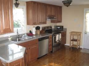 Kitchen Remodelling Before After