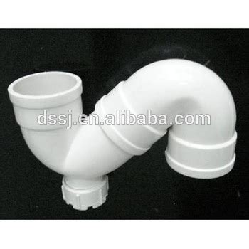 pvc trap types plastic pvc s type trap plumbing pipe fitting with