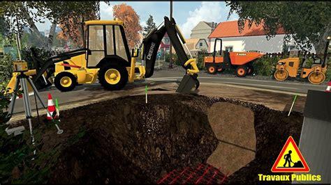 New Layer Tunik Jaguard Fs farming simulator travaux publics fans d engins de chantier th 232 me tp