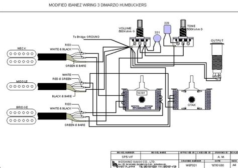 ibanez guitar switch wiring diagram 42 wiring