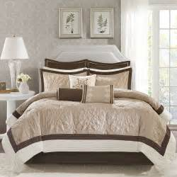 Brown Beige Bedding Sets Beautiful Modern Brown Beige Taupe Ivory Comforter
