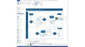 Visio Team Flow Chart And Diagram Maker Visio Professional