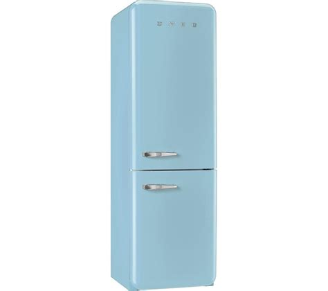 Freezer Aqua 6 Rak buy smeg fab32rna fridge freezer pastel blue free delivery currys