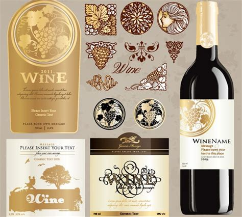 wine label template free 9 vintage bottle label templates free printable psd