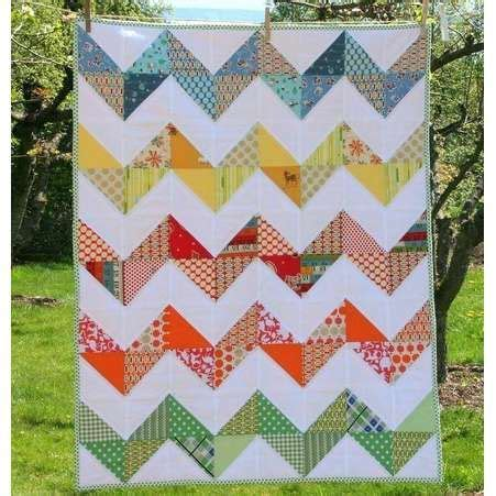 sewing pattern zig zag modern baby girl quilt patterns sewing patterns for baby