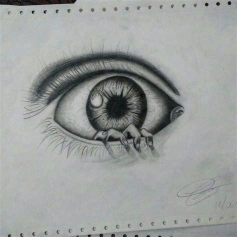 dibujos semi realistas ojo realista dibujo a l 225 piz dibujos cristian villablanca