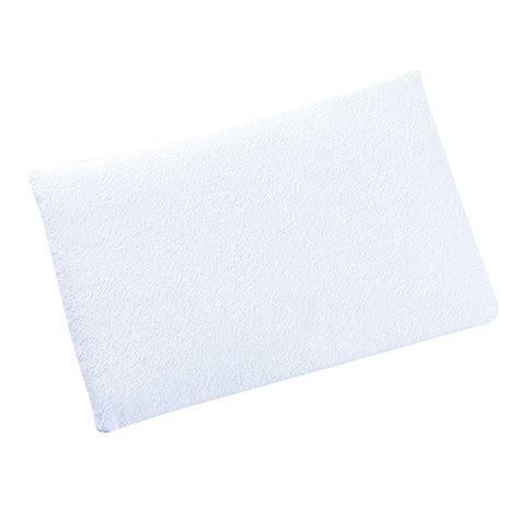 spugna per cuscini cuscino antisoffoco lettino in spugna di cotone