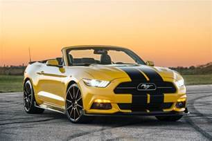 Ford Hennessey 2016 Ford Mustang Hennessey Hpe750 Supercharged For Sale