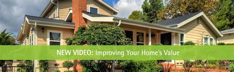 how can i improve my home s value