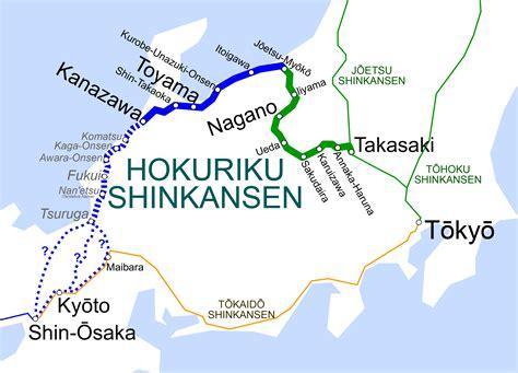 shinkansen map japan infrastructure iii more shinkansen lines