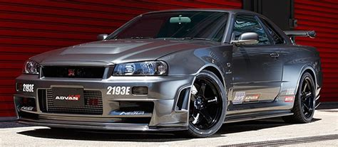 tuned r34 nismo omori factory r34 gtr tuned international